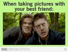 Oh Sam and Dean.... lol