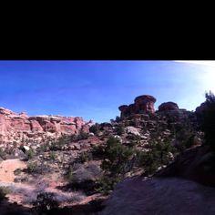 The Needles district canyonlands, UT