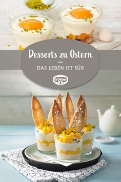 Festive desserts - Festive desserts Best Picture For Easter Recipes Dessert brunch ideas For Your Taste You are look - Desserts Ostern, Köstliche Desserts, Dessert Recipes, Dessert Simple, Easter Activities For Kids, Easter Chocolate, Easter Brunch, Macaron, Easter Recipes