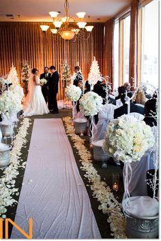 Winter wedding in Keystone, CO