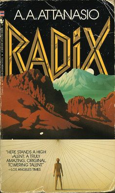 Radix, AA Attanasio.  Great Book.  Awsome author.  Very unique view of things.