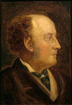 Self Portrait by John Everett Millais (1878)