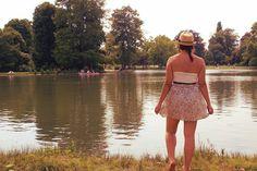 Lac Daumesnil and the Bois de Vincennes