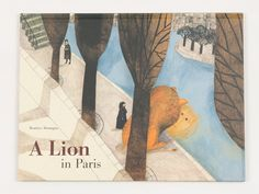 A Lion in Paris - Book