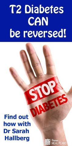 You CAN Reverse Diabetes: Dr Sarah Hallberg Explains How!!