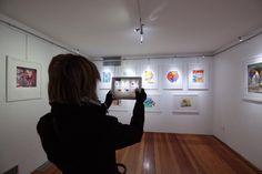 Grafiche d'autore. Le opere dei grandi artisti contemporanei in mostra in Artemisia fino al 30 aprile.
