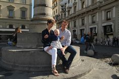 Florence Italy Famil