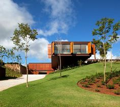 Modern architecture by Jacobsen Architects