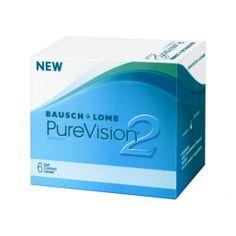 Nowość od Bausch+Lomb - soczewki kontaktowe PureVision 2 HD szczególnie polecane osobom spędzającym dużo czasu przy ekranie komputerowym oraz kierowcom. Dzięki zastosowaniu optyki wysokiej rozdzielczości High Definition TM zmniejszają efekt halo (poświatę wokół źródeł światła) i zjawisko olśnienia, które mogą przyczyniać się do niewyraźnego widzenia. Soczewki PureVision 2 HD są najnowszym produktem Bausch+Lomb.
