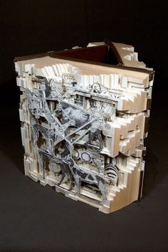 altered book beautiful-photography