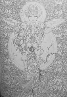 Takato Yamamoto illustration 小渚酱 - 小渚酱的微博