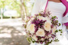 Un tripudio di colori, per rallegrare il giorno del matrimonio