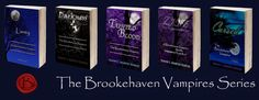 Book Purses and Reviews: GIVEAWAY: The Brookehaven Vampires by Joann I. Martin Sowles
