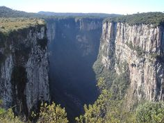 Canyon do Itaimbézinho,Cambará do Sul, Rio Grande do Sul (South)