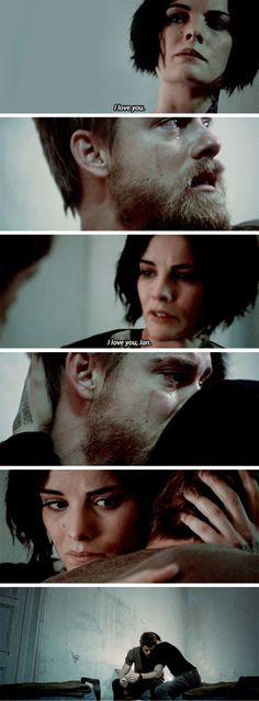 Remi & Roman <3 #Blindspot #Season2 #2x06