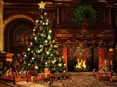 Christmas tree - Other Wallpaper ID 1891826 - Desktop Nexus Abstract