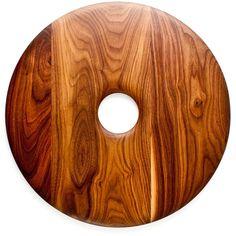 Walnut Wood Cutting Board Ring