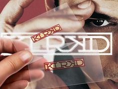 KLRKD Clothing Identity by The Creative , via Behance
