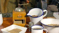 Malzkaffee aus Getreide