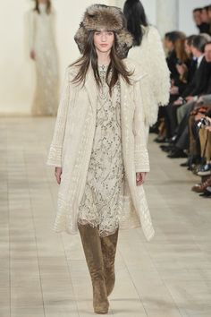 Ralph Lauren Fall 2015 RTW Runway – Vogue