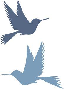 Silhouette Online Store - View Design #17359: birds
