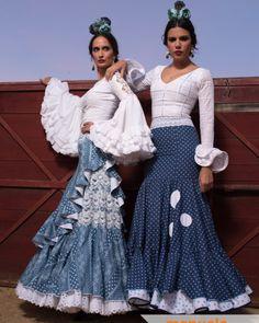 Spanish style – Mediterranean Home Decor Flamenco Costume, Flamenco Skirt, Flamenco Rock, Dance Dresses, Cute Dresses, Girls Dresses, Spanish Dress, Shweshwe Dresses, Spanish Fashion