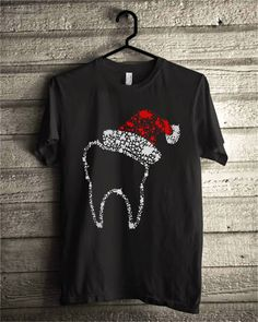 Teeth Rhinestone Christmas shirt, hoodie, sweater and v-neck t-shirt Dental Assistant Study, Dental Hygiene School, Dental Life, Dental Art, Dental Humor, Dental Scrubs, Dental Shirts, Dental Games, Dental Videos