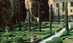 Giardino Giusti, Verona                                                       …