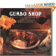 I love the food at The Gumbo Shop in New Orleans, and I'm itching for the chance to try some of their recipes at home. Yum!