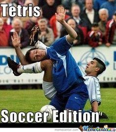 Not a huge soccer fan, but these are great... 25 hilarious soccer memes