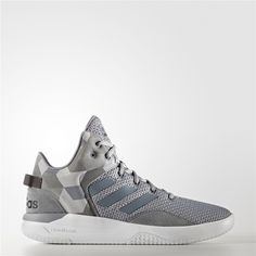 low priced 58e79 025e8 Adidas Cloudfoam Revival Mid Shoes (Grey   Grey   Core Black) Adidas Neo  Shoes