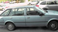 http://www.strictlyforeign.biz/default.asp Nissan Sentra 1984 Walkaround