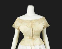 1864-68 Corset Cover