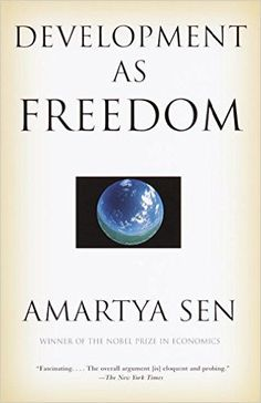 Development as Freedom: Amartya Sen: 9780385720274: Amazon.com: Books