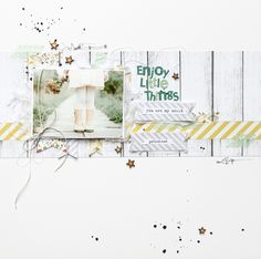 scrap corner: enjoy little things!