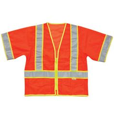 Perfect for those formal occasions -- Kimono safety vest - so ugly it's cute $29.95