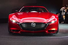 Mazda RX-Vision rotary-engined sports