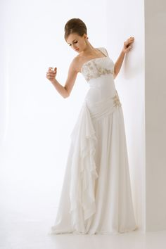 Egyptian wedding dress by Therez FleetwoodMy most favorite