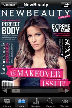 New Beauty Magazie app listed on MobileMozaic