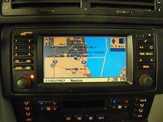 ** BMW 740 740I 740IL 750IL 540I M5 E38 E39 NAVIGATION HEAD UNIT 16:9 WIDESCREEN | GPS Systems | GPS/Navigation - Zeppy.io