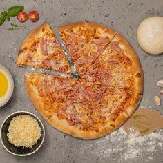 Vesuvio Hawaiian Pizza, Pepperoni, Food, Pizza, Meals