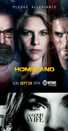Created by Alex Gansa, Howard Gordon. With Claire Danes, Mandy Patinkin, Damian Lewis, Rupert Friend. A bipolar CIA operative becomes convinced a prisoner of war has been turned by al-Qaeda and is planning to carry out a terrorist attack on American soil. Homeland Tv Series, Homeland Season, Damian Lewis, Claire Danes, Seinfeld, Nicolas Le Floch, Teaser, Entertainment, Posters