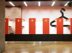 Barbican Arts Centre / Cartlidge Levene