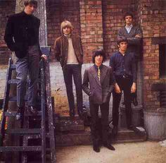 One of my fave bands of the 60s - The Yardbirds