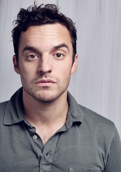 Jake Johnson - I swear he has the most adorable face!