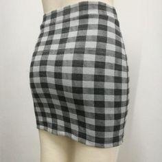 b0f332436c 1 pc spring and summer Women Skirt High Waist Pencil Skirts Elastic Slim  Office Black and