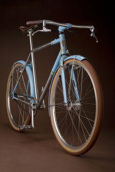 Vanilla Bicycles - Custom commuter