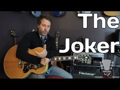 How to Play The Joker by The Steve Miller Band - Guitar Lesson - YouTube