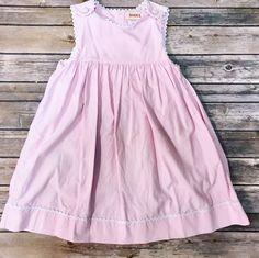 Pink Rick Rack Dress