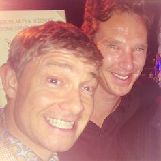 Martin & Benedict ❤